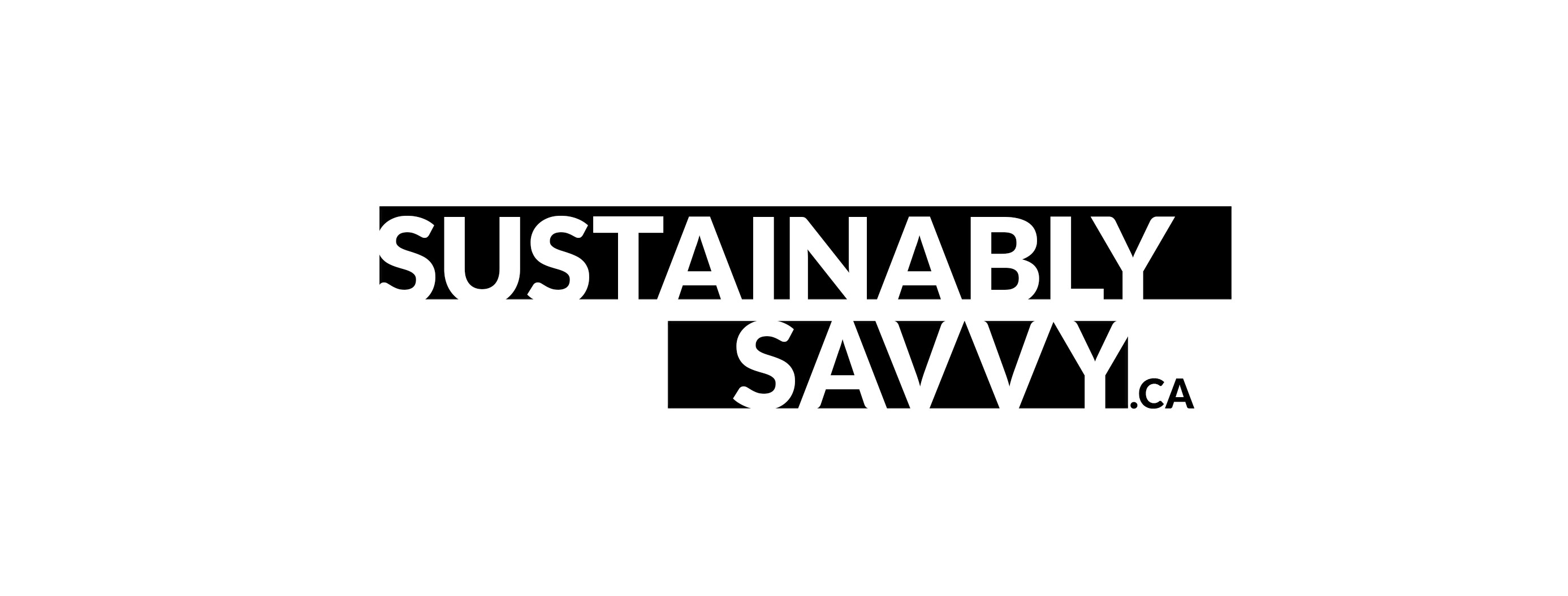 SUSTAINABLY SAVVY HEADER