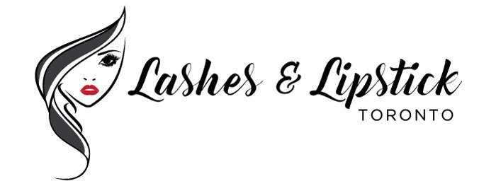 Anna Lashes and Lipstick